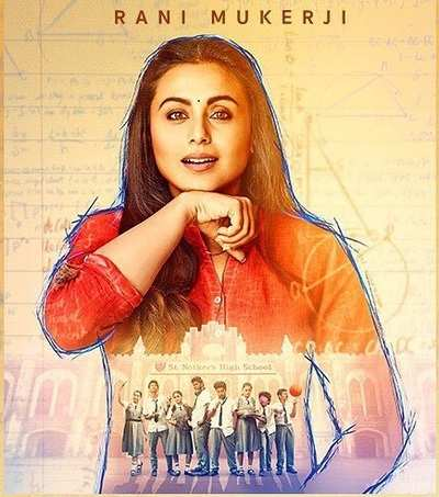 Hichki movie review: Rani Mukherjee-starrer takes a predictable route