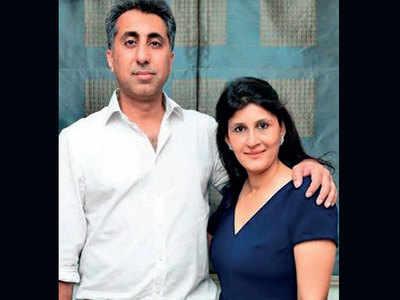 Gaurav Trehan to host opening of his wife Natasha's art show