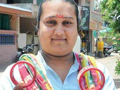 Guj's 1st third-gender candidate in LS polls wants 'life of dignity'