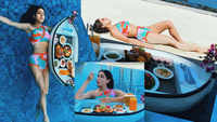 Sara Ali Khan enjoys breakfast donning a bikini