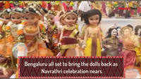 City gets ready for Navarathri
