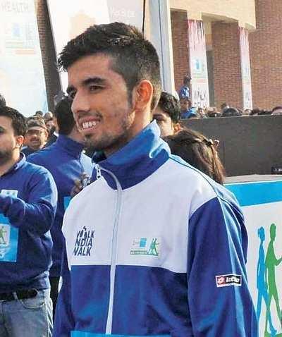 Racewalker Manish Singh Rawat on his Olympic journey