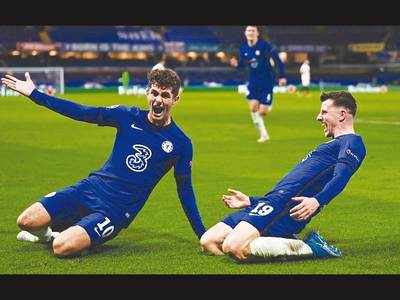 Chelsea beat Real, to face City in final of Champions League