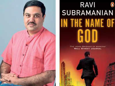 The Nirav Modi effect: Ravi Subramanian's In The Name Of God returns to bestseller list