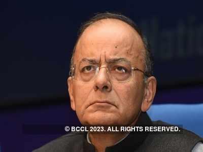 Finance Minister Arun Jaitley rejects Vijay Mallya's claim, says he never met the fugitive businessman