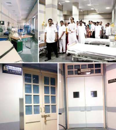 KEM's critical care ward now in critical state