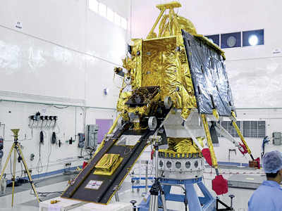 Chandrayaan-2 ready to move to launch pad