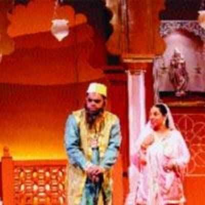 Four decades later Katyar Kaljat Ghusali is re-staged