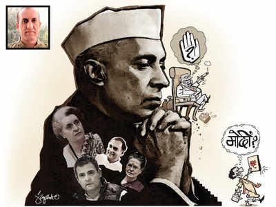 Nehruvian elites vs Modi bhakts