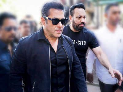 Threats disrupt Salman Khan's shoot