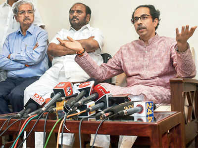 Maratha quota agitation: Don't wait for backward caste commission's report, says Uddhav Thackeray