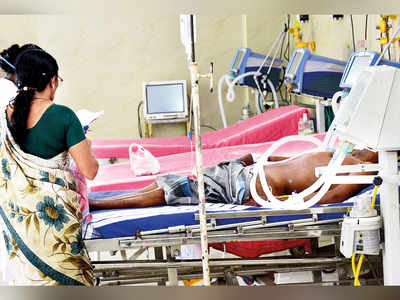 'Cruel assault by the state on pvt doctors': IMA protest against a govt circular restricting use of oxygen