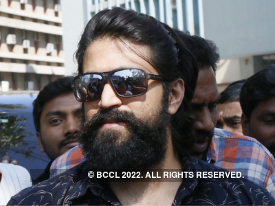KGF actor Yash says the beard has now become part of his personality