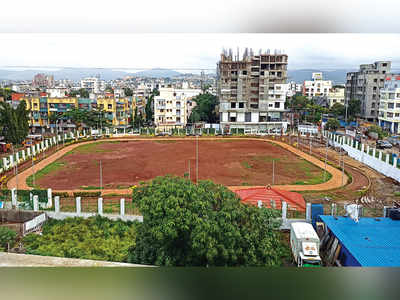Politics over Lord Ram reach city: NCP-BJP fight about ₹2 cr mural