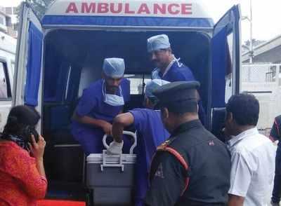 Bengaluru: One man's organs saved five lives