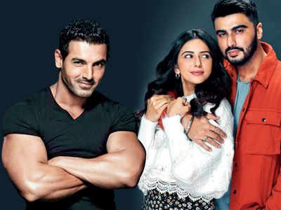 Arjun Kapoor, Rakul Preet Singh, John Abraham to resume the shoot of their cross-border love story in Mumbai from Monday