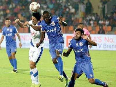 Mumbai FC beats Bengaluru FC 1-0