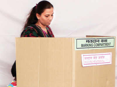 Now, you will know what goes on inside polling booths