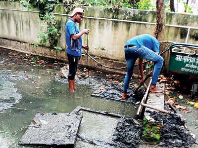 PMC to unclog soc sewage 'in days'