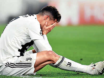 Christiano Ronaldo not enough as Juventus crash out to Ajax young guns