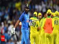 India vs Australia: Team India loses series-opener despite Rohit Sharma's 22nd ODI ton