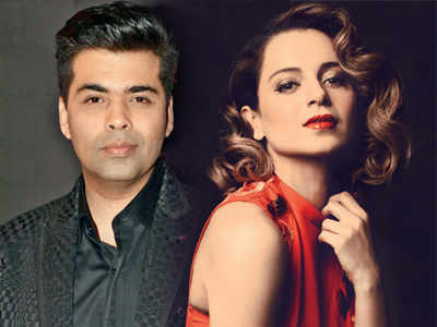 Famous B-Town spat ends: Kangana Ranaut set for Coffee With Karan Johar on new show