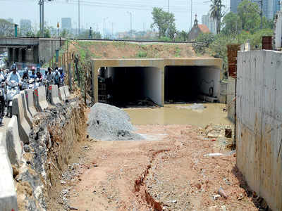 Underpass work to begin at Y junction