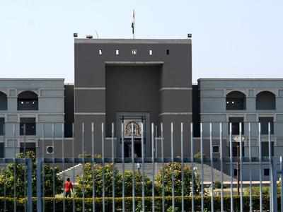 Gujarat HC slams officials of Gujarat National Law University