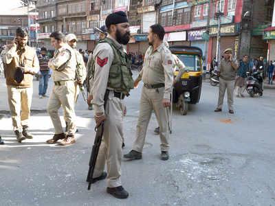 Grenade blast leaves 5 injured in Srinagar