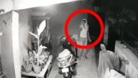 On cam: Delhi man seeking revenge sets fire to a scooty, captured on CCTV