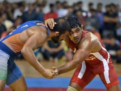Sushil Kumar loses in opening match of World Wrestling Championship