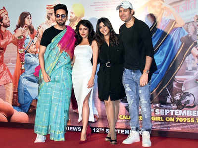 'Ayushmann one of the most exciting actors today'