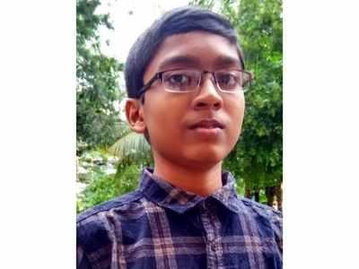 Pune: Sonit Sisolekar, India's youngest volcanologist, awarded PM Bal Puraskar
