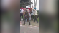 Viral video: High-voltage drama as several get injured in group clash on Patiala highway
