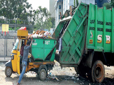 Bengaluru is about to be 'The Waste Land'