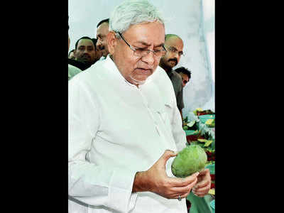 Mangoes kick up storm in Bihar