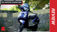 TVS Jupiter Classic BS6 | Review