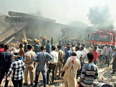 Blast in Piplaj kills 12, puts industrial safety in Gujarat under cloud