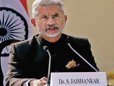 Jaishankar boycotts high-level UN meeting convened by China