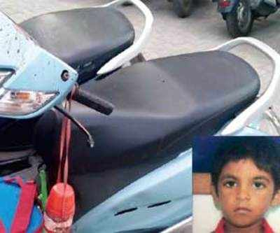 Boy, 5, dies of manja injuries
