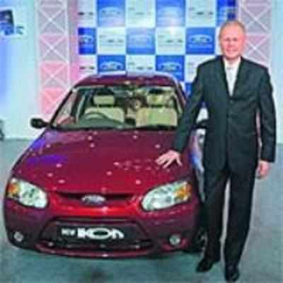 Ford says India Plan on track