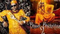 Not Akshay Kumar, Kartik Aaryan stuns in 'Bhool Bhulaiyaa 2' avatar