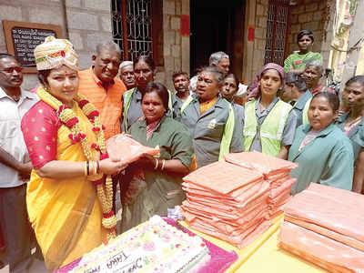 Tara Venu has a different kind of birthday party
