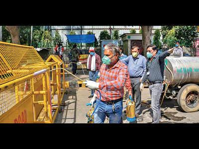 Containment zones rise to 381 in Mumbai