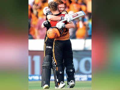 Get ready for David Warner and Jonny Bairstow's last show before the Englishman heads home