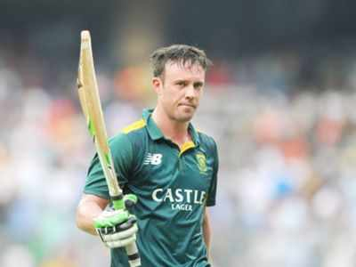 AB de Villiers: I did not try to force myself into World Cup squad