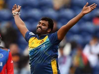 Thisara Perera announces retirement from international cricket