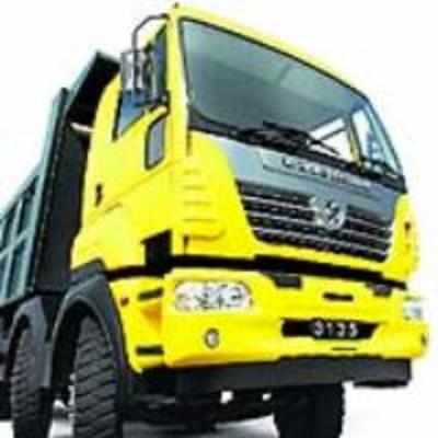 Commercial vehicle sector in a big jam