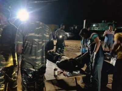 President Kovind expresses grief over killing of soldiers in Bijapur Naxal attack