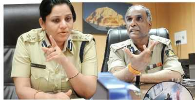 IPS vs IPS: Officers at loggerheads: Roopa fires five cannonballs at ex-boss Rao